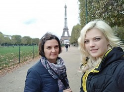 Фото из тура Французский для начинающихПариж, Нормандия, ДиснейлендВаршава, Берлин, Нюрнберг, Прага, 18 октября 2019 от туриста Anastasya
