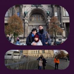 Фото из тура Французский для начинающихПариж, Нормандия, ДиснейлендВаршава, Берлин, Нюрнберг, Прага, 27 октября 2019 от туриста UljanaP