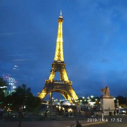 Фото из тура Любовь и голуби…Дрезден, Париж, Франкфурт и Прага!!!, 02 ноября 2019 от туриста HelenKinni