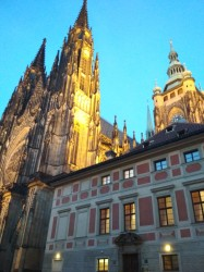 Фото из тура Лучшие подружки Чешского королевстваПрага, Дрезден, Карловы Вары + Краков, 24 октября 2019 от туриста Vita