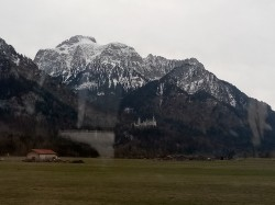 Фото из тура Еёзовут ШвейцарияЦюрих, Зальцбург, замок Нойшванштайн, Мюнхен, 02 января 2020 от туриста Валентин