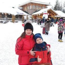 Фото з туру Зустріч з Сантою в Лапландії!, 28 грудня 2019 від туриста Ірина