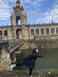Фото из тура Прикольными городами: Дрезден + Прага + Брно + Краков!!!, 09 января 2020 от туриста Таня