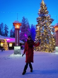Фото из тура Страна Санта КлаусаЛапландское приключение, 09 января 2020 от туриста Hanna