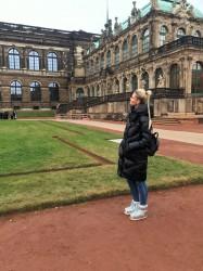 Фото из тура Любовь и голуби…Дрезден, Париж, Франкфурт и Прага!!!, 29 декабря 2019 от туриста Марта