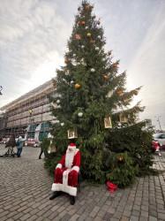 Фото из тура Невероятные приключения у Санта Клауса, 28 декабря 2019 от туриста Володимир