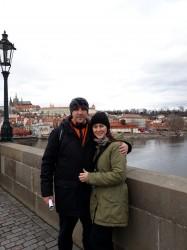 Фото из тура Приятный уикенд в Праге, 31 января 2020 от туриста Назар