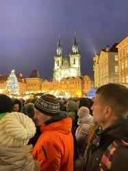 Фото з туру Дефіле для романтиків: Прага, Мілан, Венеція, 05 січня 2020 від туриста Juli