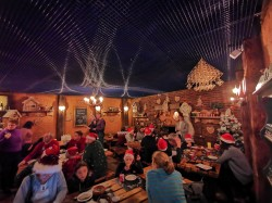 Фото из тура Невероятные приключения у Санта Клауса, 28 декабря 2019 от туриста Nata
