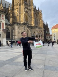 Фото из тура Французский для начинающихПариж, Нормандия, ДиснейлендВаршава, Берлин, Нюрнберг, Прага, 12 февраля 2020 от туриста Kaplia11