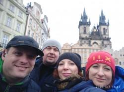 Фото из тура Пражские деньки… хрустальные, 06 марта 2020 от туриста Gala