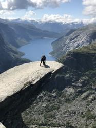 Фото из тура Твоя Скандинавия: 3 Фьорда + 3 Столицы!+ Ледник Нигардсбрин и Язык Тролля!!!, 08 июля 2019 от туриста Александр