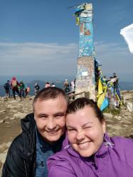 Фото из тура А над Говерлой - облака!, 14 августа 2021 от туриста Ольга