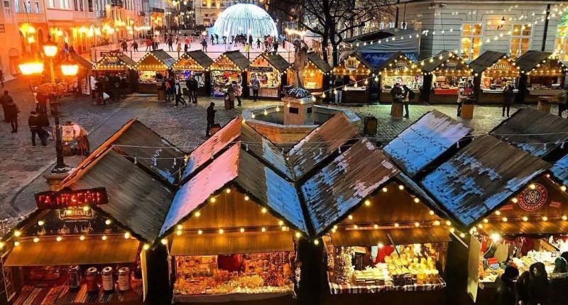 Идеальный город для путешествия в любое время года - ЛЬВОВ!!!