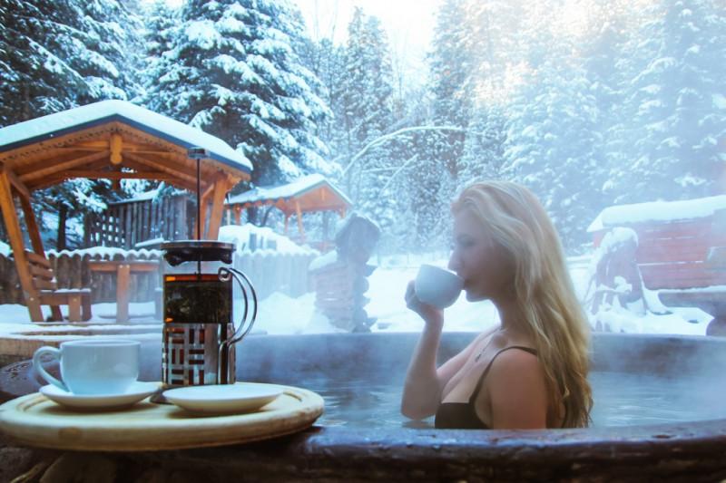 Поехали релаксировать в термальных бассейнах!