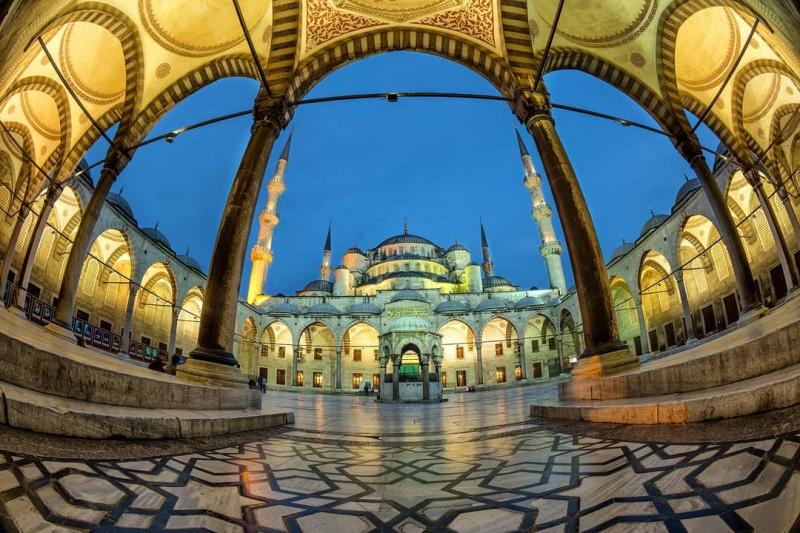 Стамбул должен увидеть каждый!