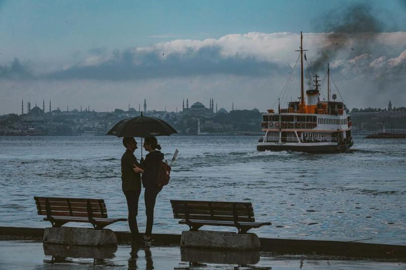 Этот величественный Стамбул...
