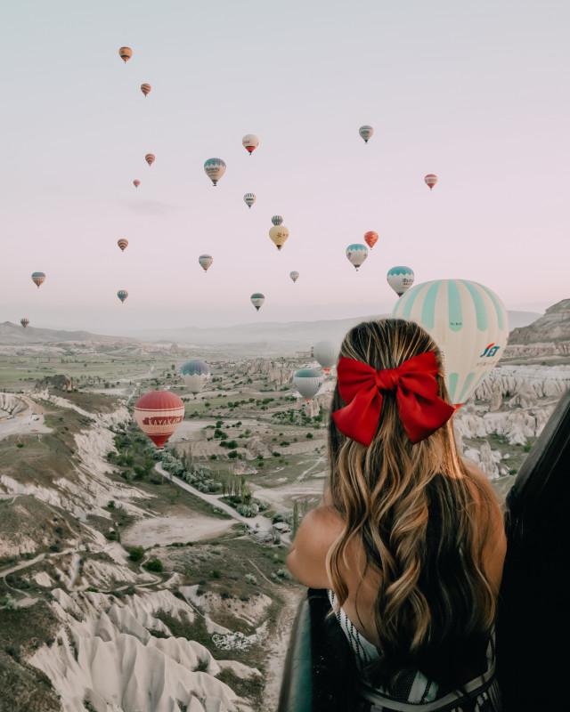 Выезды в эти выходные, хорошие места гарантированы! Cappadocia.