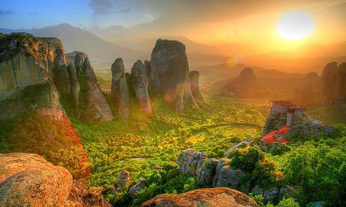 Новинка! Экскурсионные туры в Грецию с выездом из Одессы