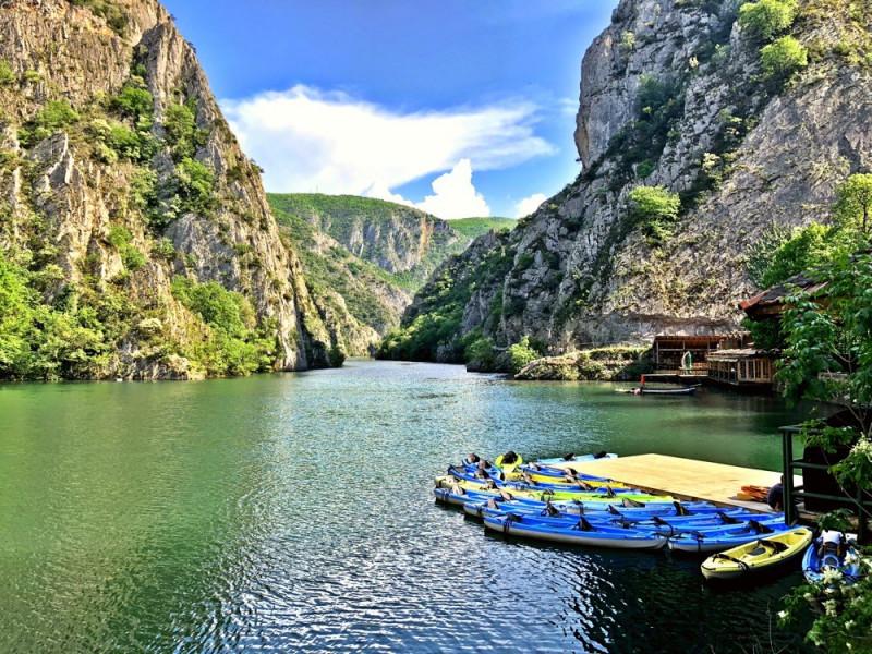 20.07 – Успейте забронировать места на гарантированный выезд, Тур «Выходные в Македонии и Сербии + Каньйон Матка и Охридське озеро!» без тестов на Covid-19