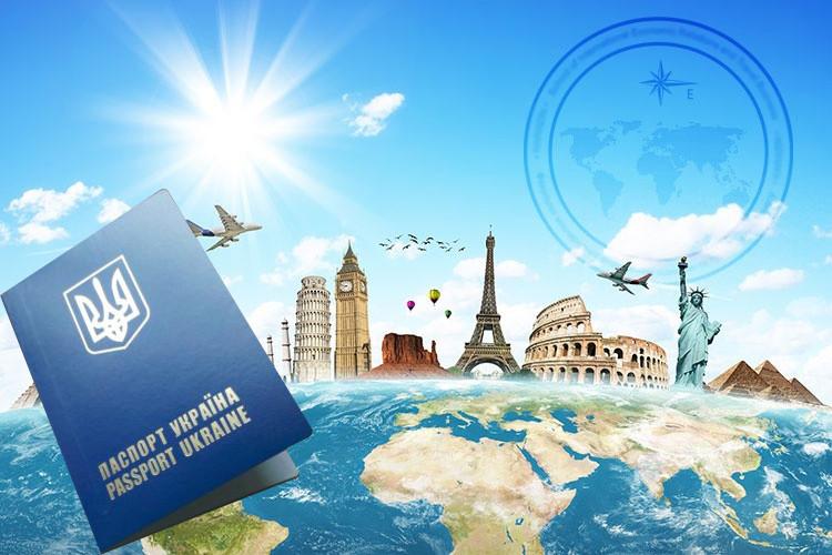 Страны Европы, куда могут путешествовать украинцы!