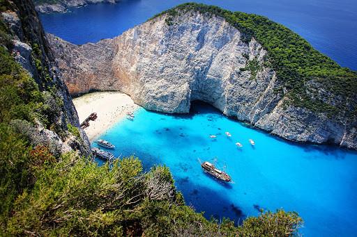 Гарантированные выезды в Грецию в июле