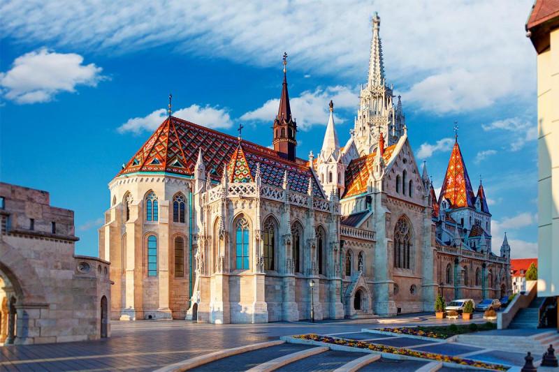 10.09 Гарантированный Тур «Уикенд в Будапешт» Отель 4*