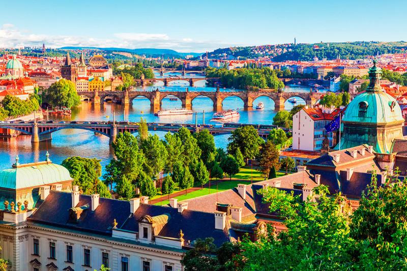 Актуальные предложения в Чехию