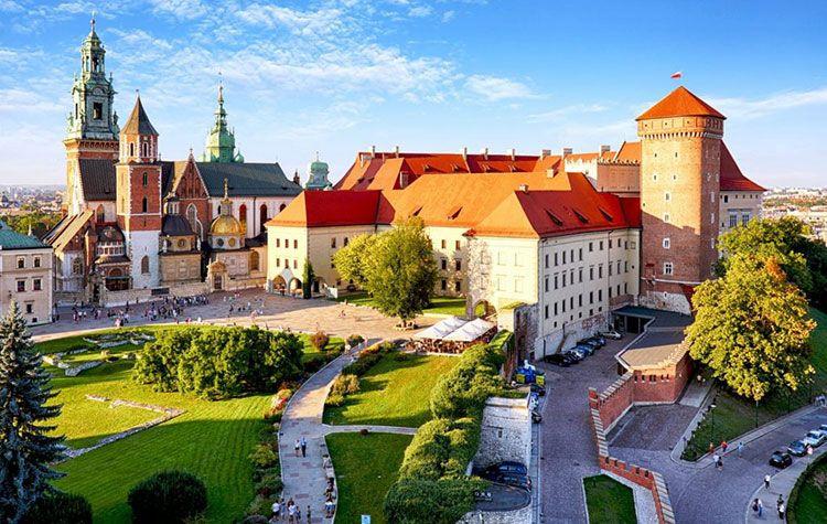 Такой долгожданный Уикенд в Краков