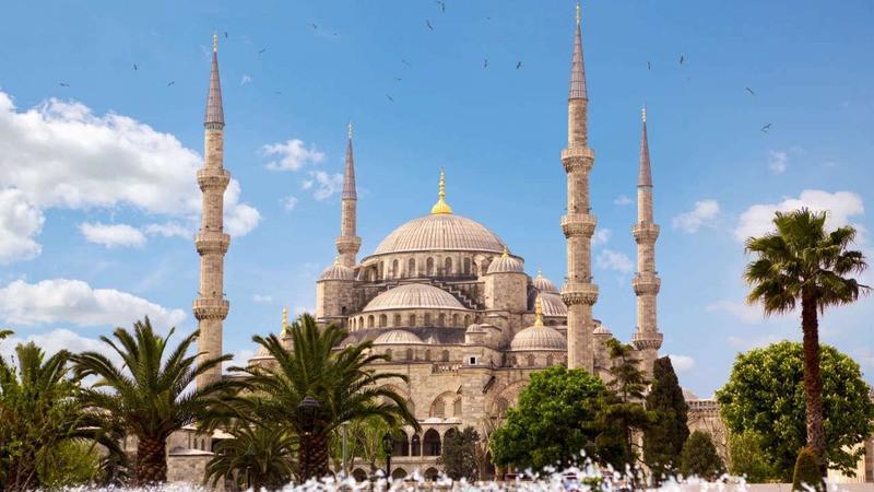 Турецкий бриллиант - Стамбул  - город нереальной  красоты