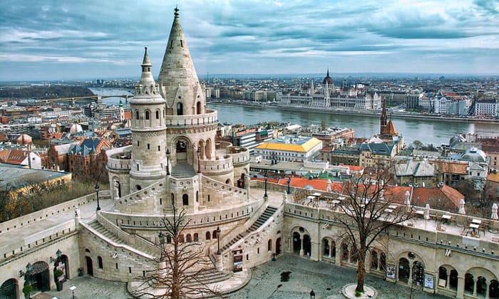 Венгрия с выездом из Мукачево