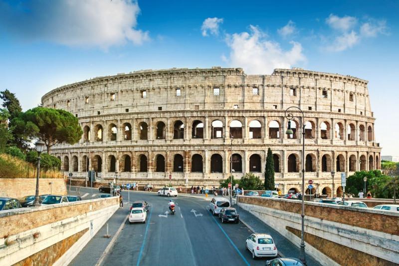 Тысячи дорог навечно ведут в Рим