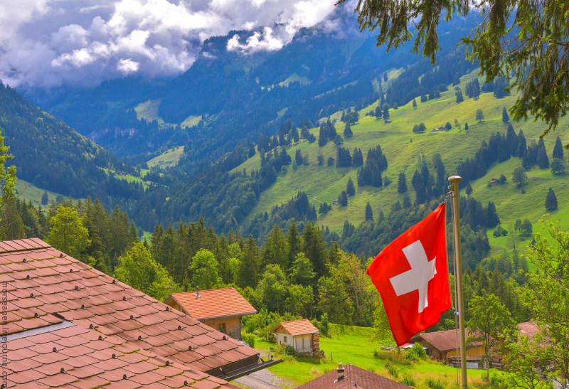Гарантированные уикенды в Швейцарию
