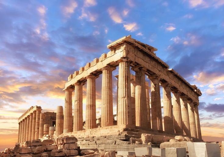 Греция - солнечная колыбель европейской цивилизации