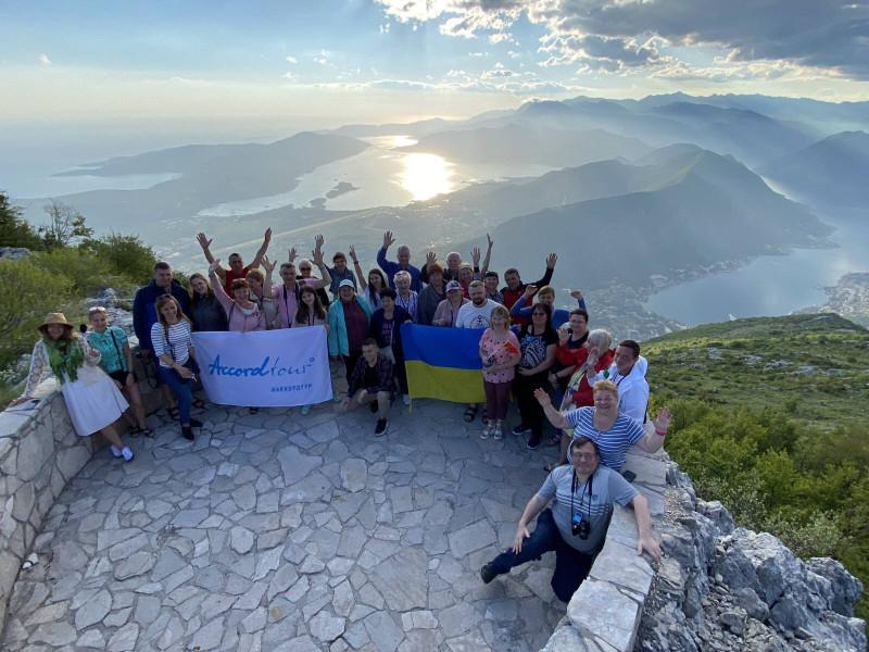 Сводка туров! Страны Балкан с выездом из Одессы!