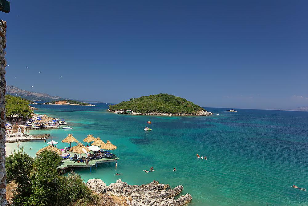 відпочинок на Адріатичному узбережжі, Албанія