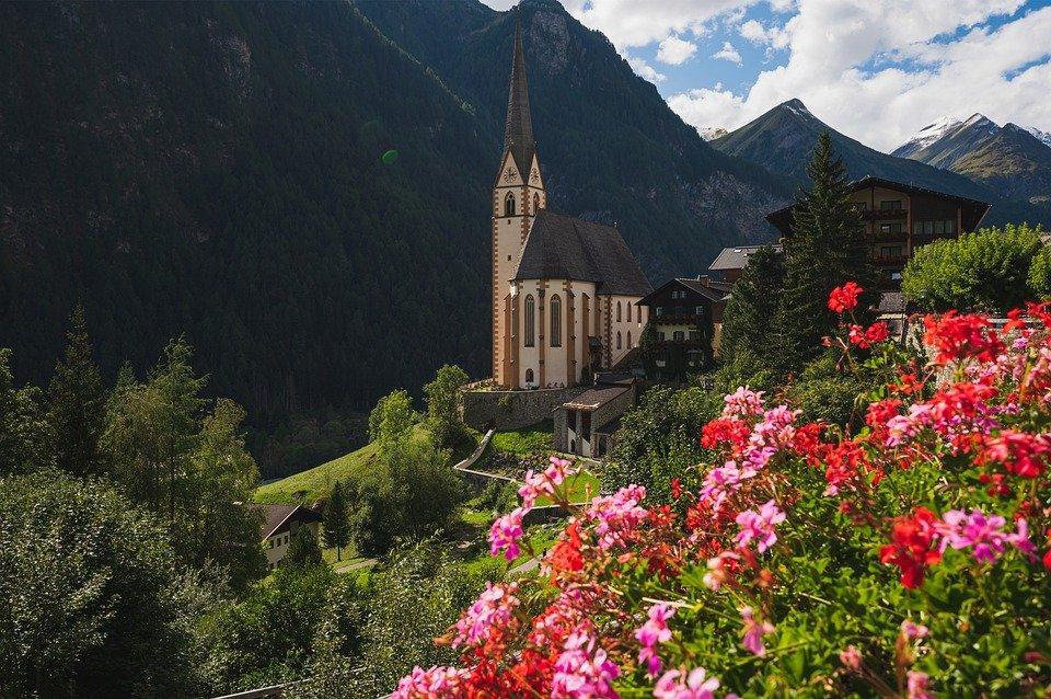 Гросглоккнер, Австрія