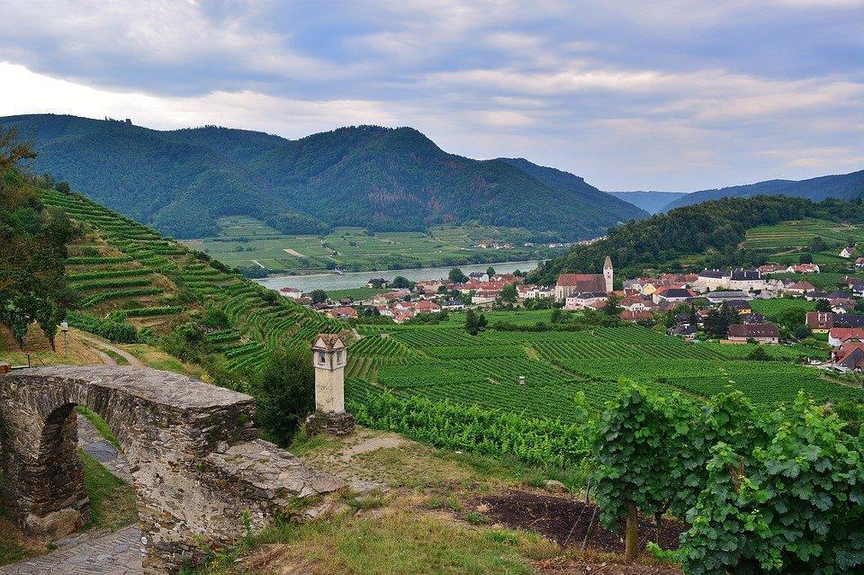 Вахау, Австрія