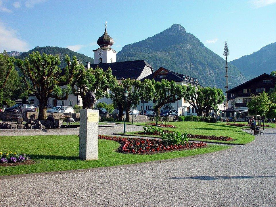 Зальцкаммергут, Австрія