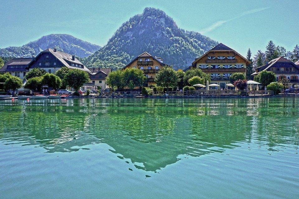 озеро Фушльзее, Австрія