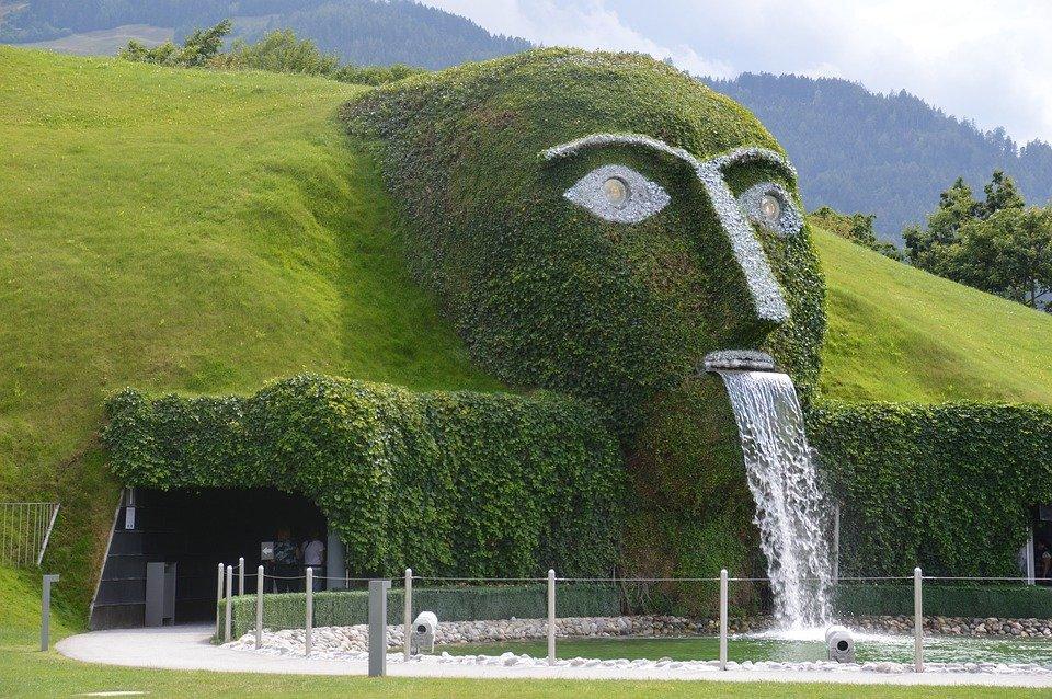 музей Сваровскі, Австрія