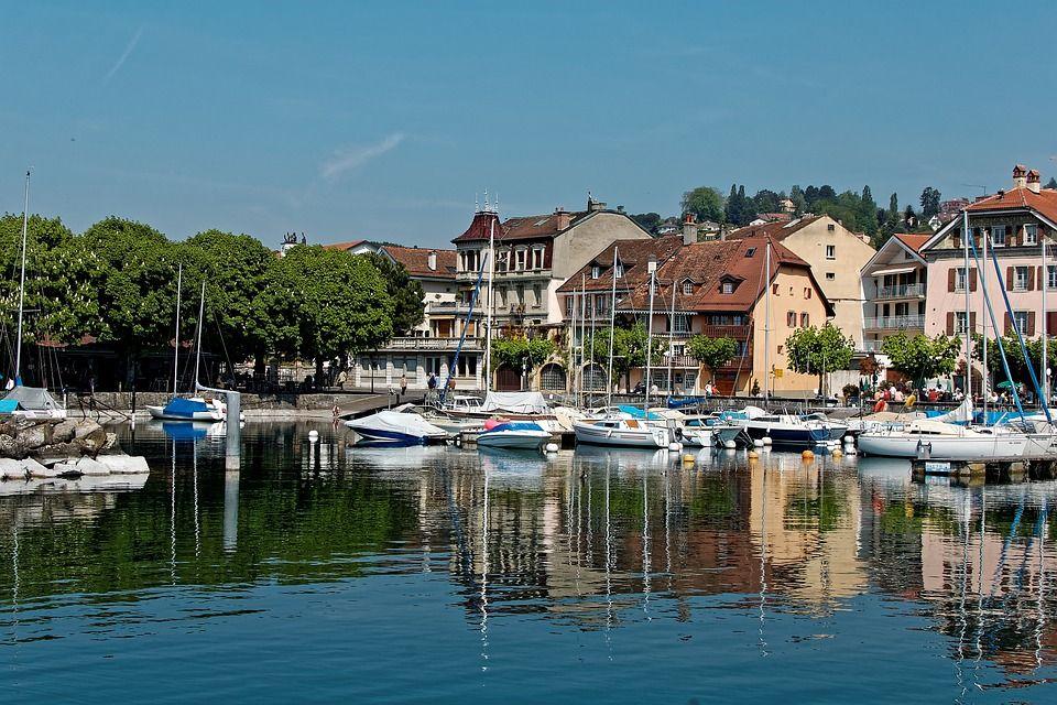 Лозанна, Швейцарія