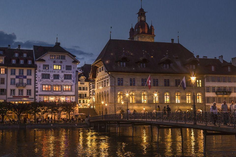 Люцерн, Швейцарія