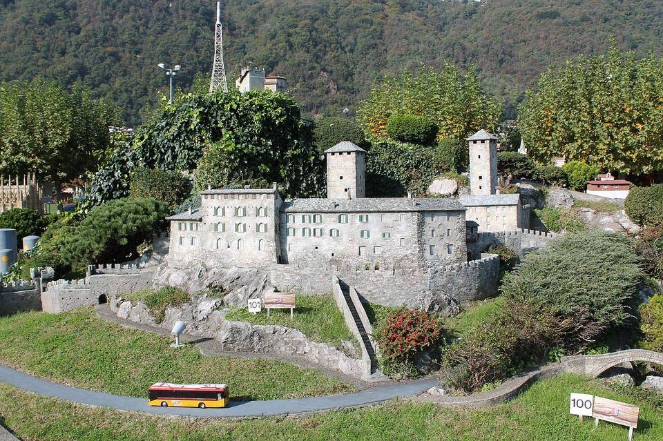Беллинцона, Швейцария