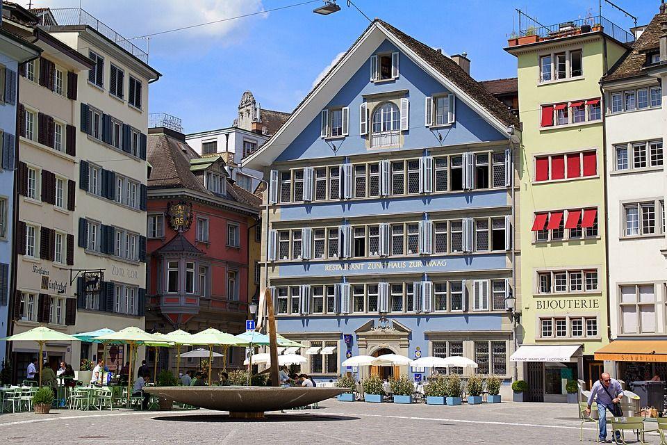 Цюрих, Швейцарія