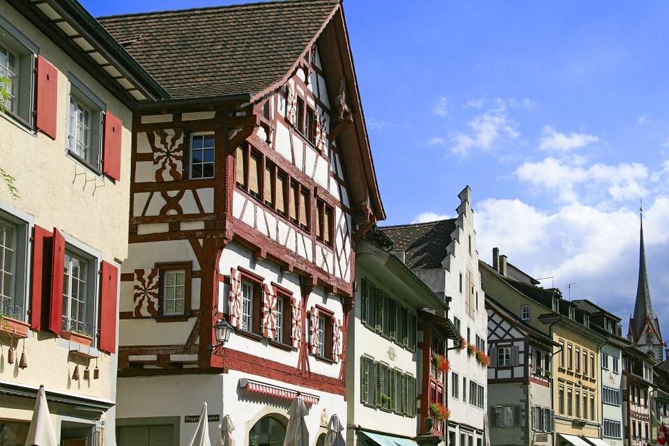 Штайн-ам-Райн, Швейцария