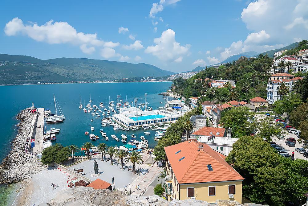 Херцег-Новий, Чорногорія