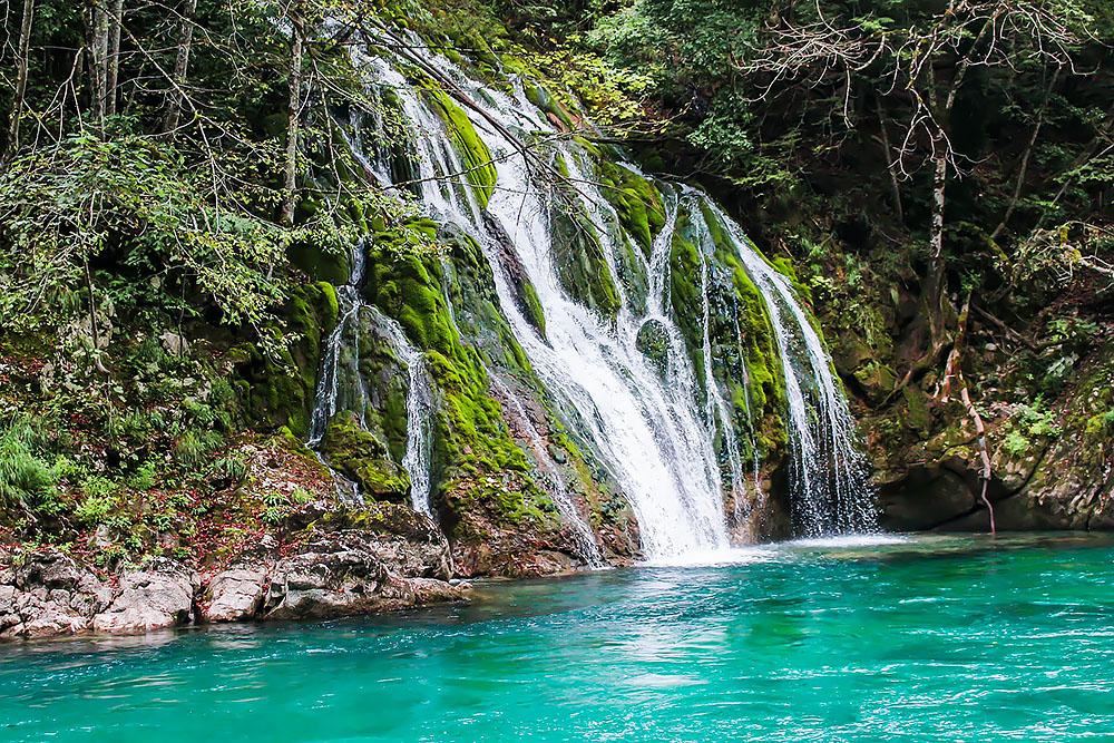 Каньйони Тара і Морача, Чорногорія