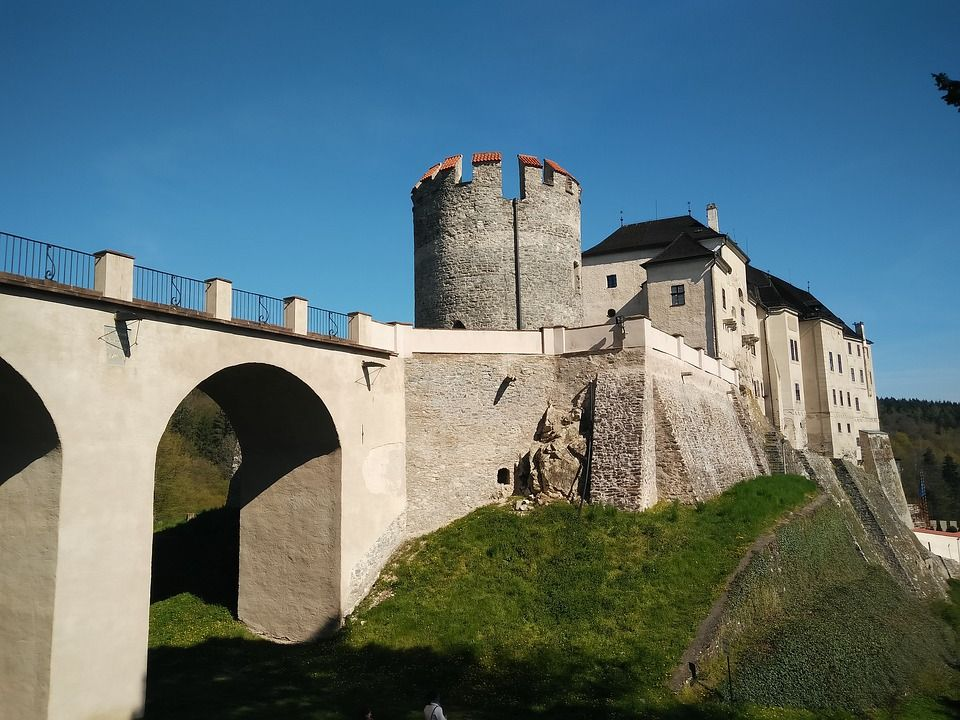 Замок Чешски Штернберг, Чехия