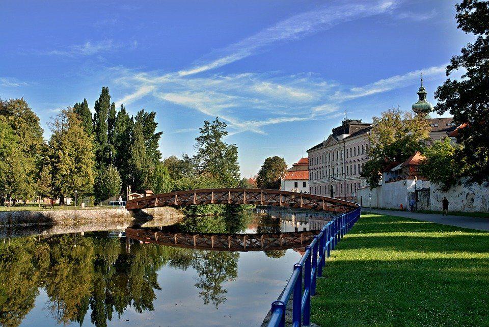 Ческе-Будеёвице, Чехия